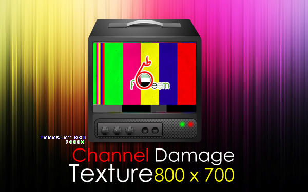Channel Damage by Farawlat-dxb