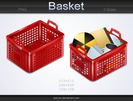 Basket by kyo-tux