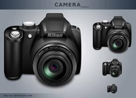 Camera_Nikon by kyo-tux