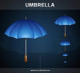 Umbrella by kyo-tux