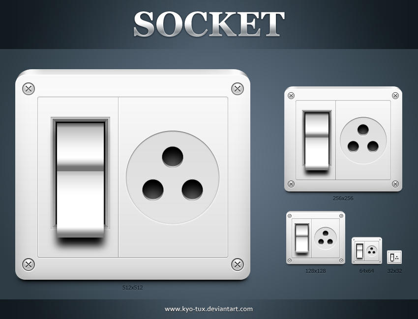 Socket by kyo-tux