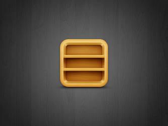 Shelf by kyo-tux