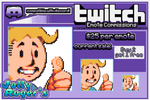Twitch Emote commission prices! by CorgiTheBorki