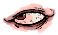Pink Eye by Thorn-king