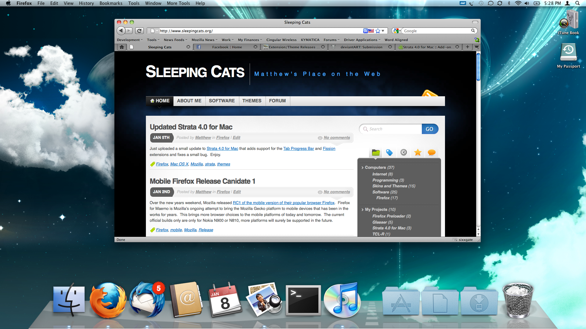 Strata 4.0 for Mac by 6XGate