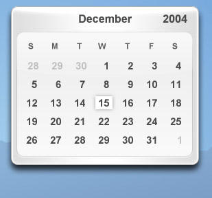 LhA Xtra Calendar by 6XGate
