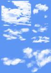 Clouds Set No.3