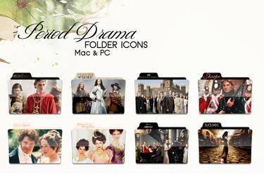 Period Drama TV Folder Pack