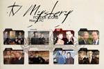 Mystery TV Folder Pack