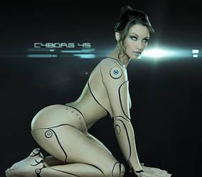 Cyborg by midrevv
