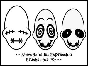 Abe's Exoddus Expressions