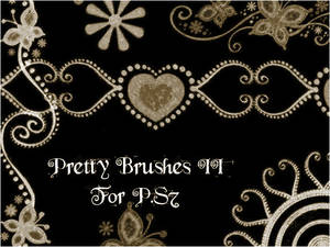 Pretty Brushes II