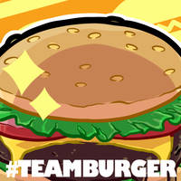 TEAM BURGER by SiegeEvans
