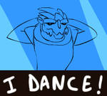 DANCING TURIAN by Zinoodle