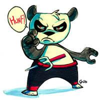 flash: Panda Ninja