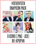SEVENTEEN - SNAPIcon Pack