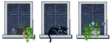 |F2U| Windows (Rain)