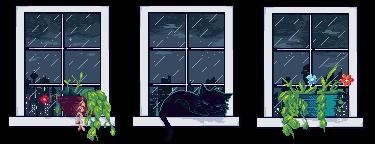 |F2U| Windows (Rain) [NEW] by kurohv