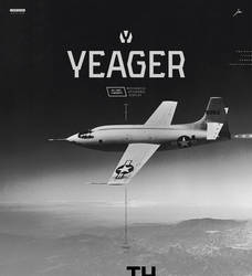 YEAGER Free Typeface by fontsrepo