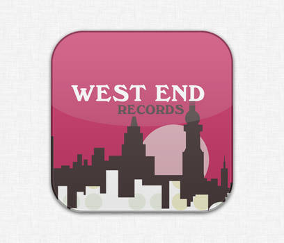West End Records - Flurry style
