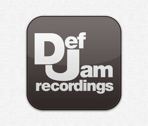 Def Jam Recordings - Flurry style