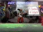 fond art de la rue PSD
