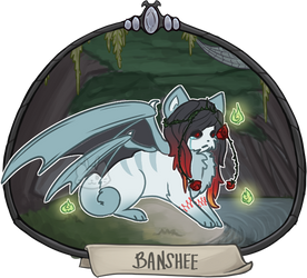 [CLOSED] Halloween Advent Day 31 - Banshee