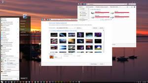 EverplexBorderless Premium Windows 7 Theme (Free)