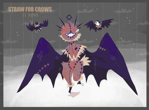 11 Sins: Straw For Crows