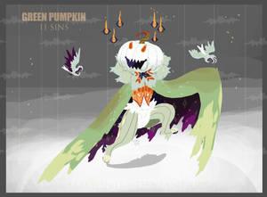 11Sins Green Pumpkin