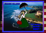Mary Poppins in the USA-Rhode Island