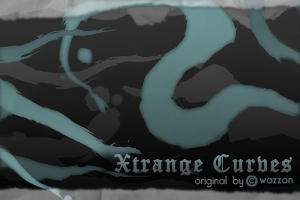 __Xtrange.Curves by Wazzon