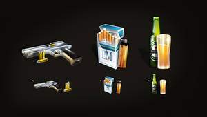 Icons of manhood