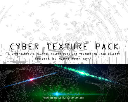 Cyber Texture pack