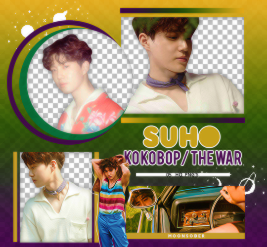 Suho Exo The War Kokobop Packpng 1 By Moonsober On Deviantart