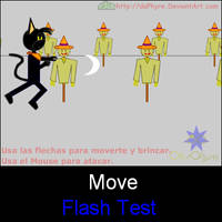 Move Test -Flash Interactive- by daPhyre