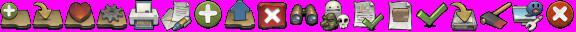 Buuf IZArc toolbar theme