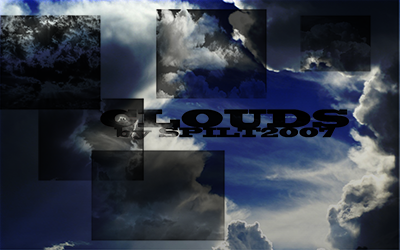 Clouds Brushes by spilt2007