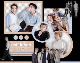 NCT Dream - URBANLIKE Magazine {png} by pollovolador