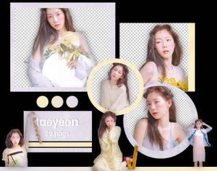 TaeYeon - NYLON Magazine {png} by pollovolador