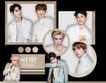 NCT 127 - Awaken Album Covers {png}