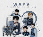 WayV - TAKE OFF Teaser Pictures {png}