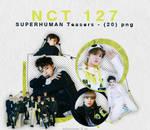 NCT 127 - SUPERHUMAN {png}
