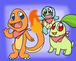 Team Go Getters sticks together!