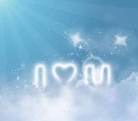 I Love You in Clouds