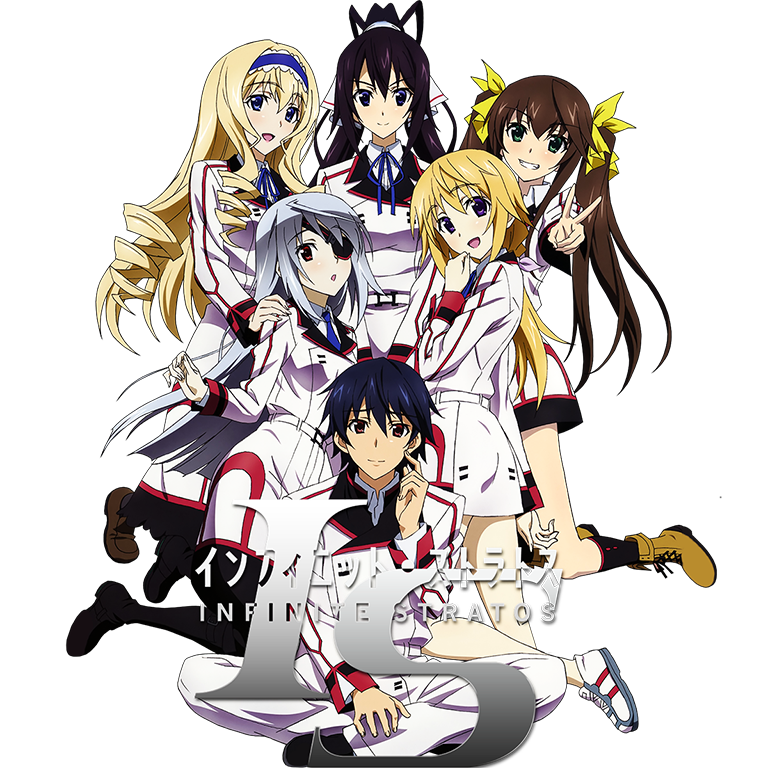 IS (Infinite Stratos) -Anime Icon by Wasir525