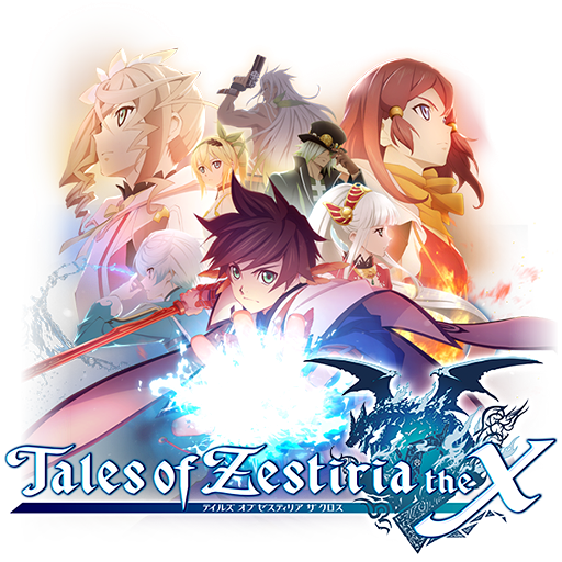 Tales of Zestiria the X Anime Icon V2 by Wasir525