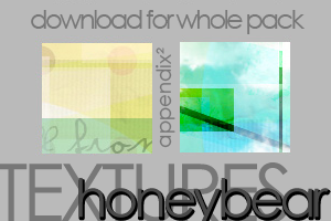 100x100 Textures - HoneyBear by Pinkly-Icons