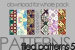 Pattern Set 5