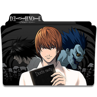 Death Note by ubagutobr